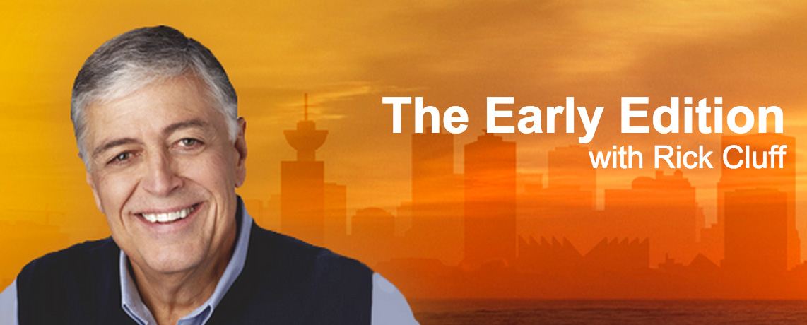 CBC The Early Edition March 30, 2015