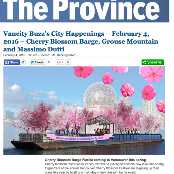 The Province - February 4, 2016