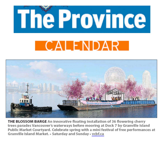 The Province - April 14, 2016